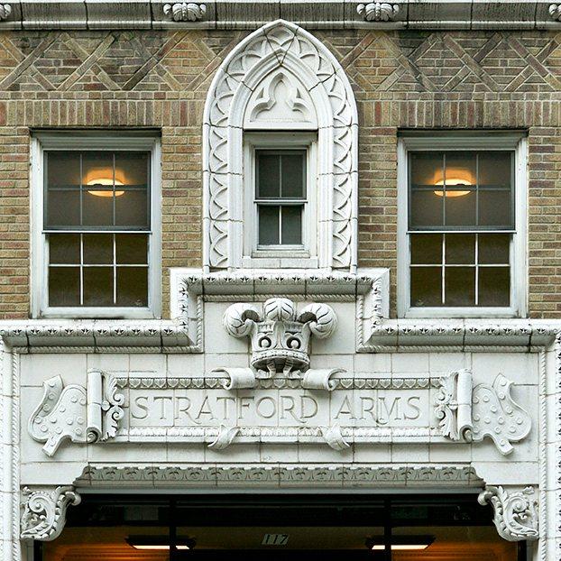 Stratford Arms
