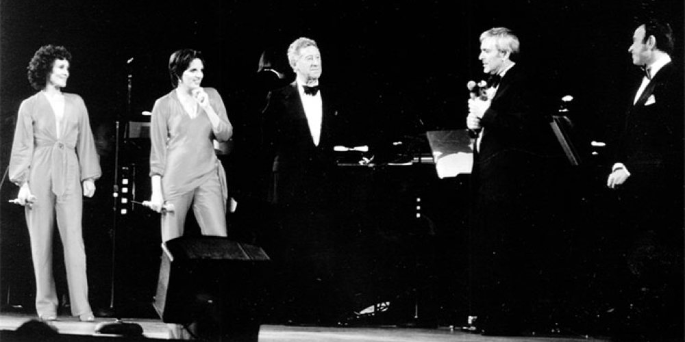 Sing Happy at Lincoln Center. Produced by David and Jan Martin. (1978)
