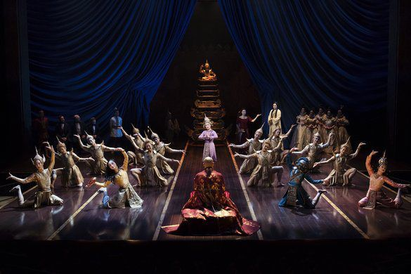 Broadway's 'The King and I'
