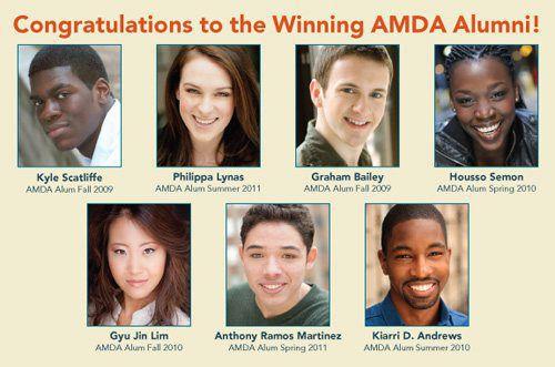 AMDA Alumni