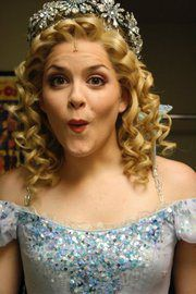 Michelle Johnson (AKA Michelle London) in wicked
