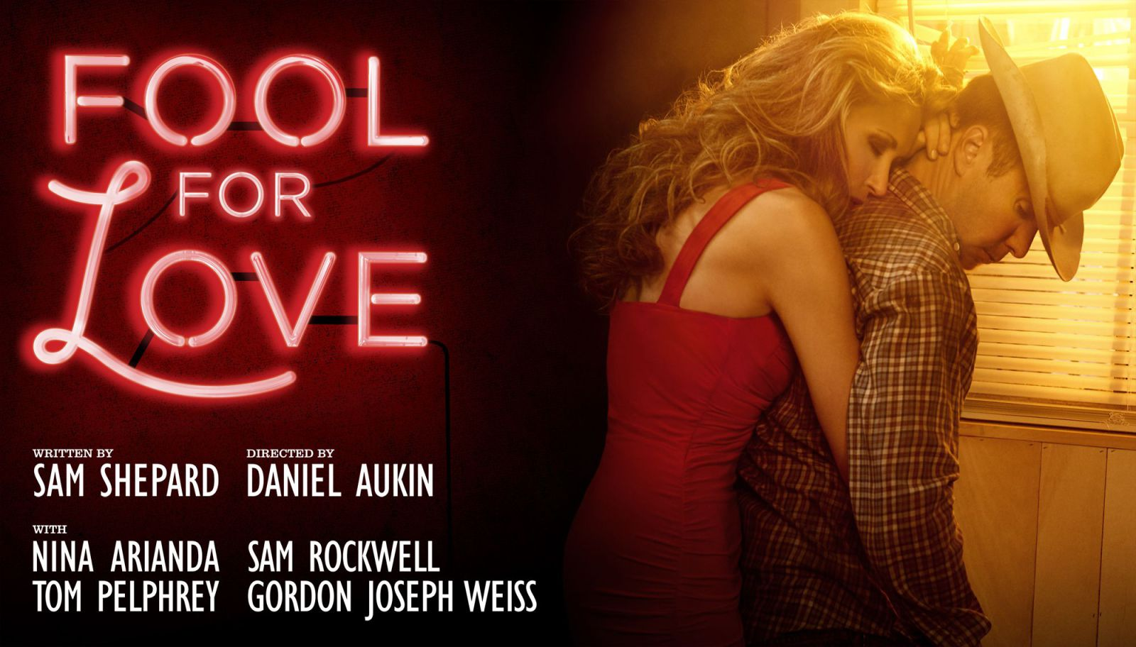 Nina Arianda in Fool for Love