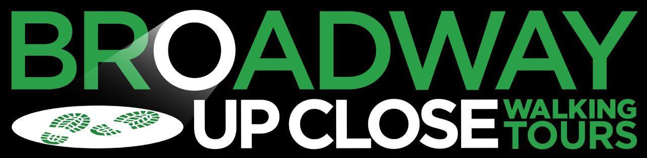 Broadway Up Close Logo