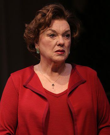 "Alumna Tyne Daly in ""Mothers and Sons"""