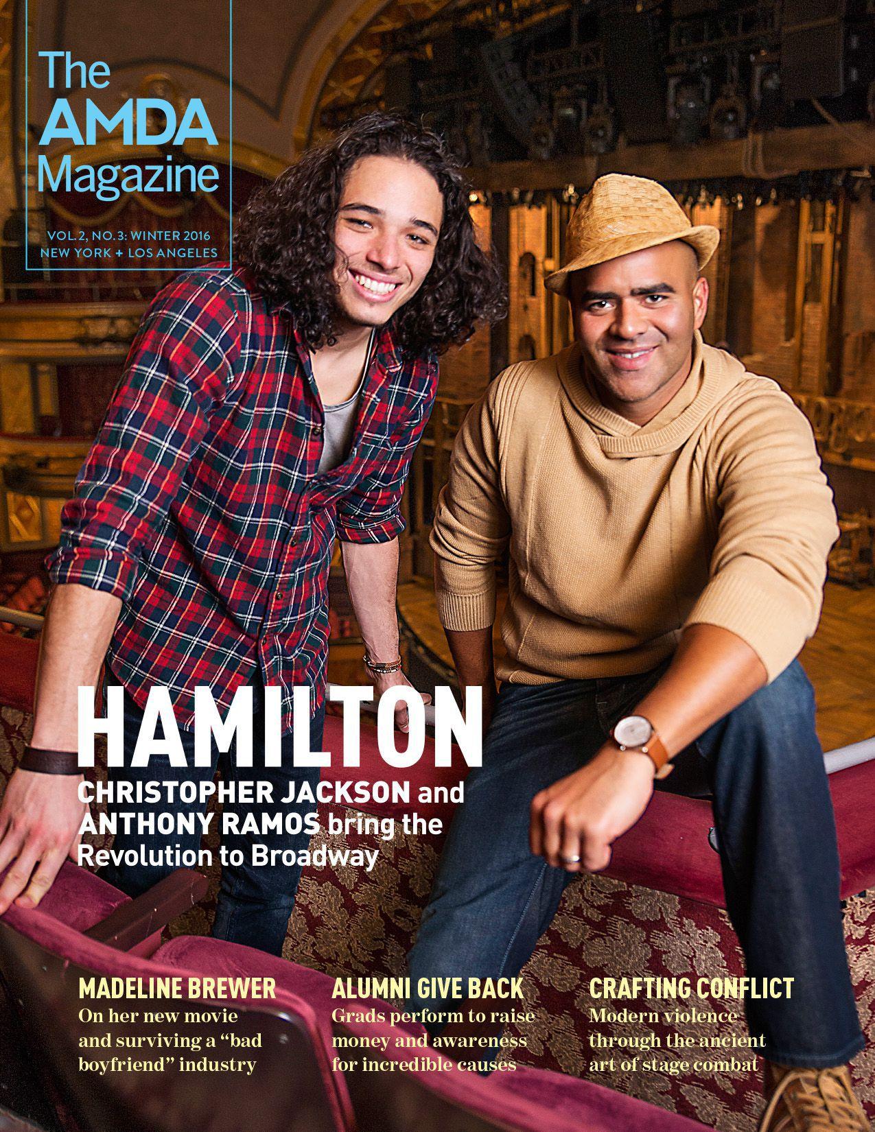 The AMDA Magazine