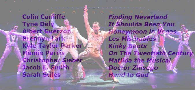 AMDA Alumni Spring Up On Broadway In 2015