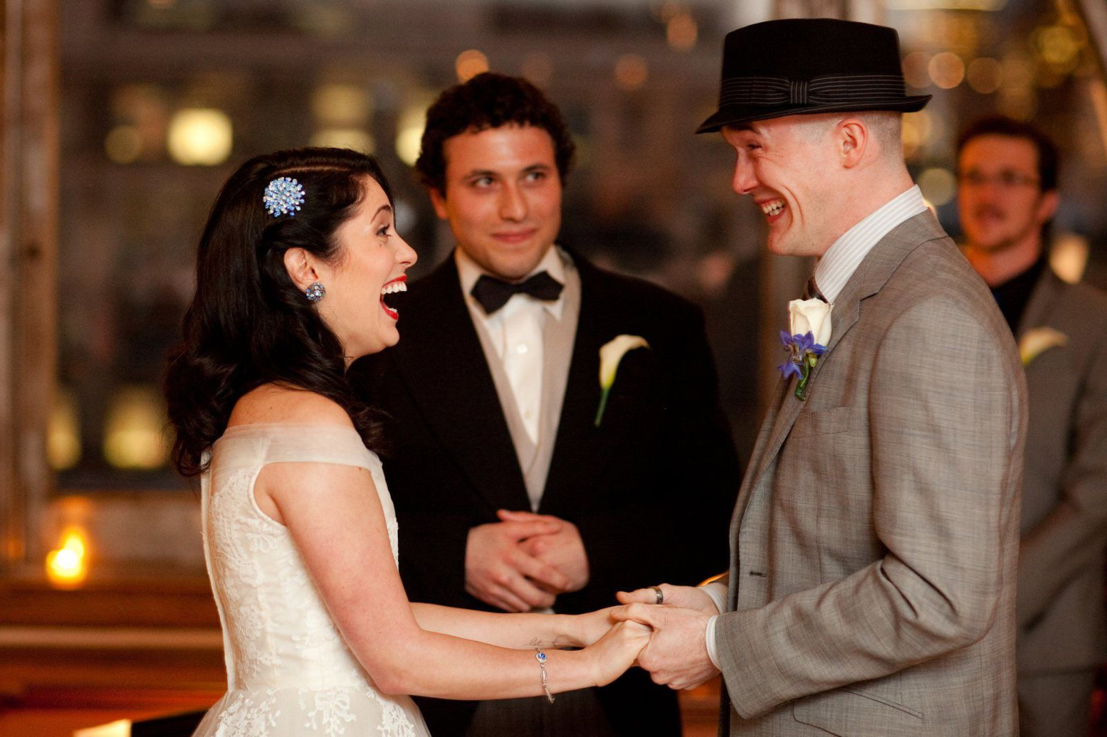 wedding ceremony, photo credit douglas benedict photography