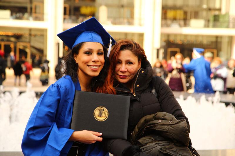 amda ny graduation photo 4