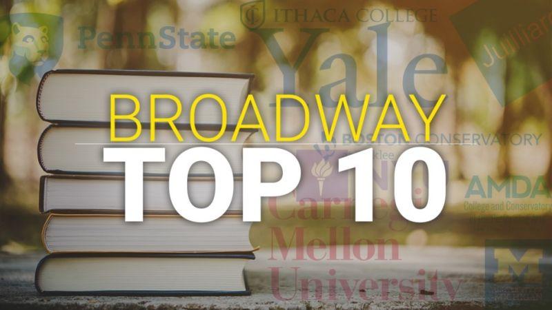 Broadway Top 10