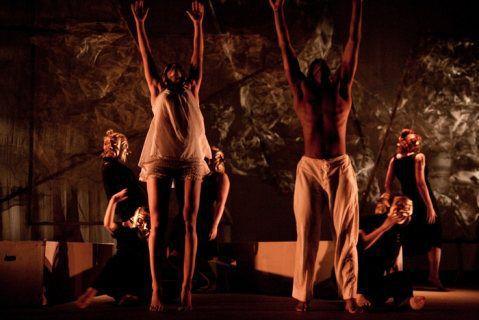 """""""Angel"""" Choreography by student, Tasheena Medina"""