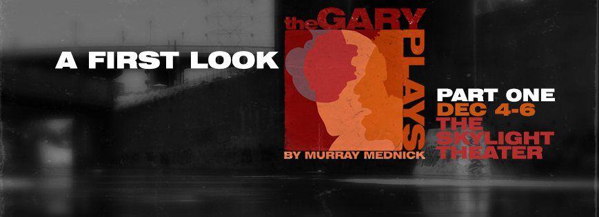 The Gary Plays Logo