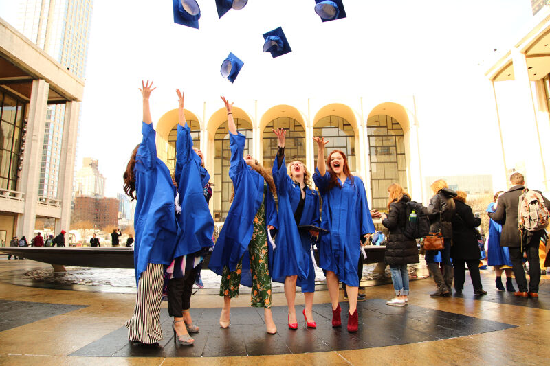 amda ny graduation photo 1