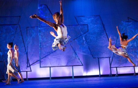 """""""How it Ends"""" Choreography by student, Natalli Dorn"""