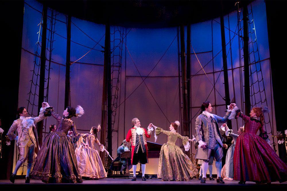 Broadway's Amazing Grace
