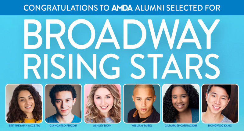Broadway Rising Stars